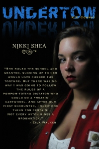 Nikki SHea poster flattened