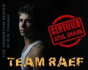 certified soul thief raef