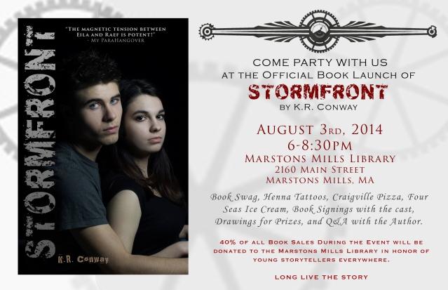 book launch invitations