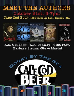 cape cod beet author night