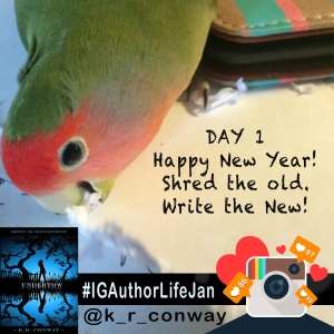 igauthorlife-day-1