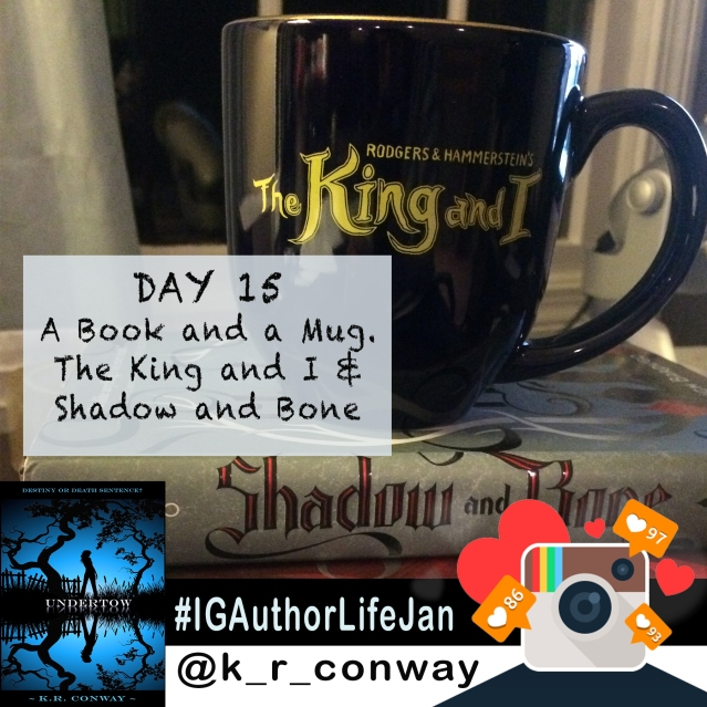 igauthorlife-day-15