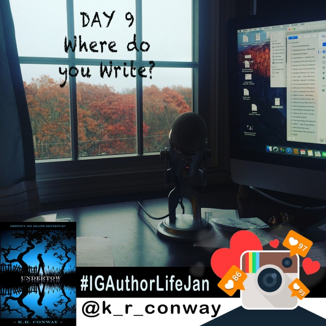 igauthorlife-day-9
